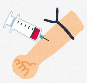 注射の画像